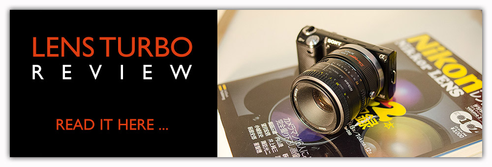 Lens Turbo Review